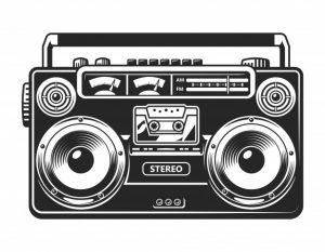 RPM spinning muziek